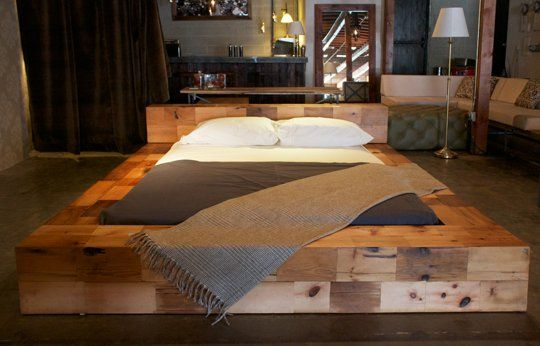 Revisiting Croft House An Updated Store Profile Water Bed Wood Furniture Store Sunken Bed