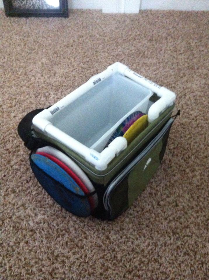 Diy Disc Golf Cooler Bag