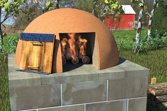 A Backyard Bread Oven — A Green Dream