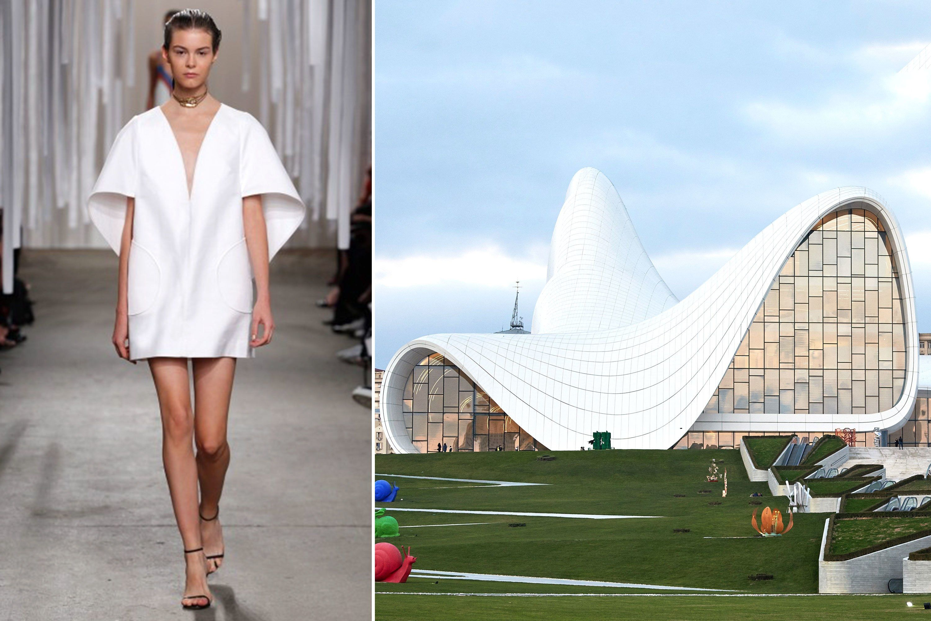 9 Fashion Designers Tell Ad How They Are Inspired By Architecture