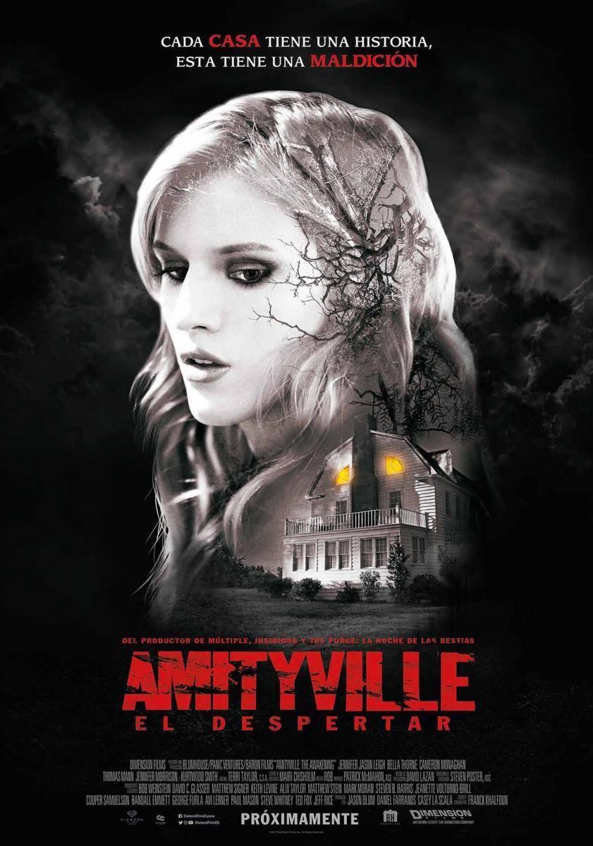 Amityville El Despertar Pelicula Ver Online Cinema Filme Filmes Hd 1080p