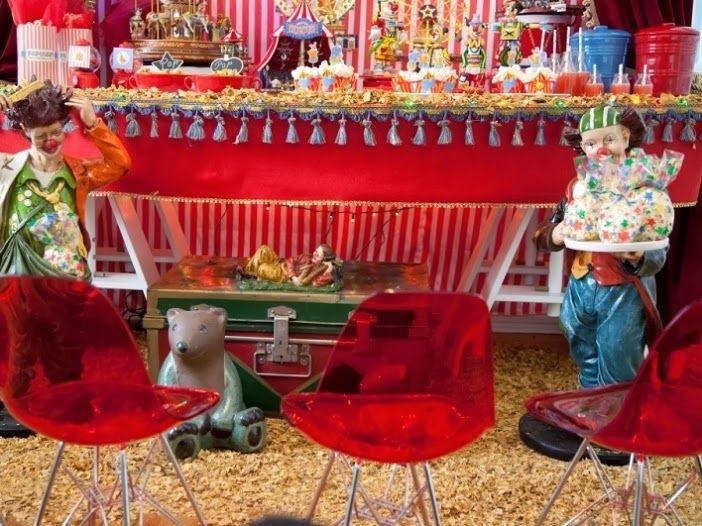 O Magnífico Circo - Senhora Inspiração! Blog