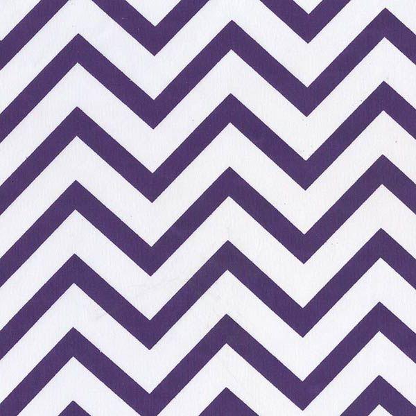purple chevron runner