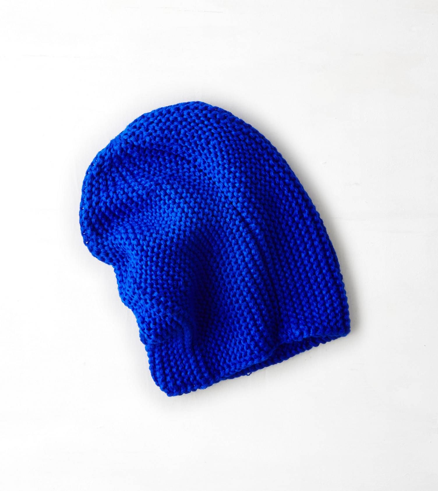 American Eagle Ribbed Knit Beanie | $15.95