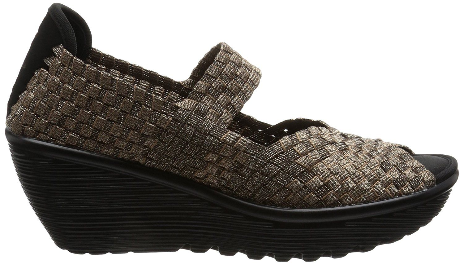 7227d1be7a46 Skechers Cali Women s Parallel Weave It Be Wedge Sandal    Visit the image  link more
