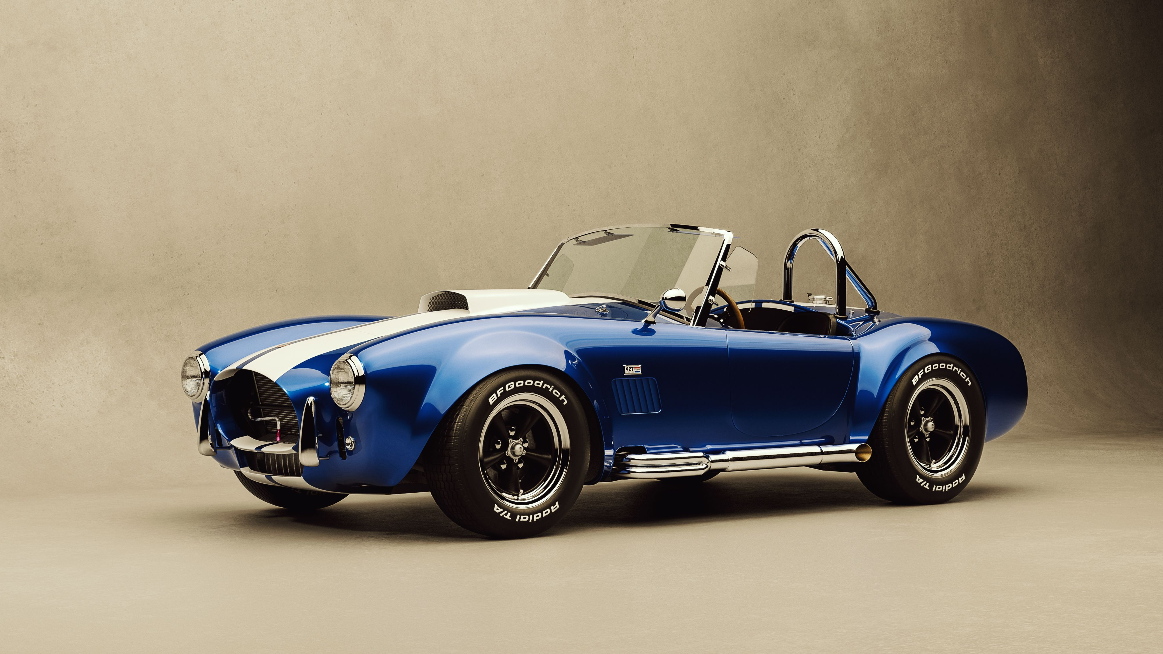 Shelby Cobra 427 1965 By Laffonte On Deviantart Ford Shelby