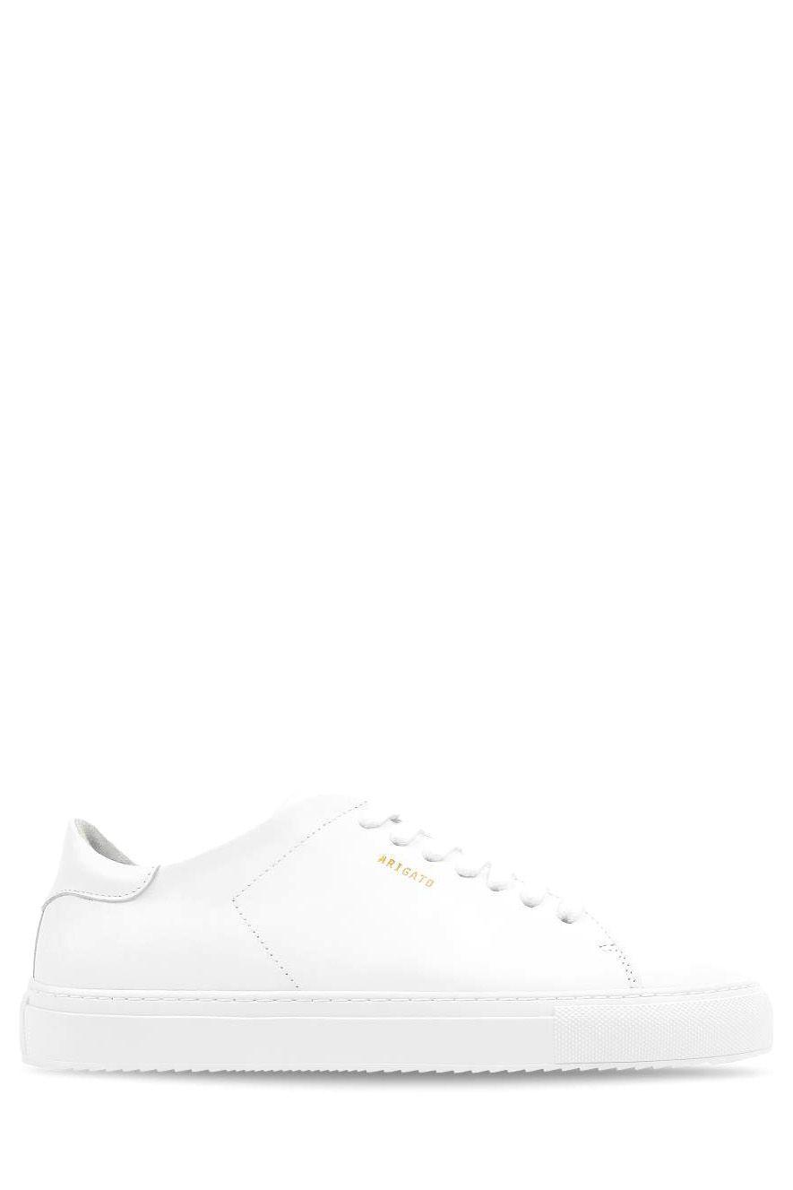 Axel Arigato Herren Sneaker Weiss Sailerstyle Sneaker Herren Sneaker Modedesign