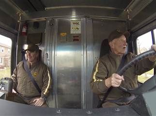 Ups Driver Delivers 51 Years Of Accident Free Packages With