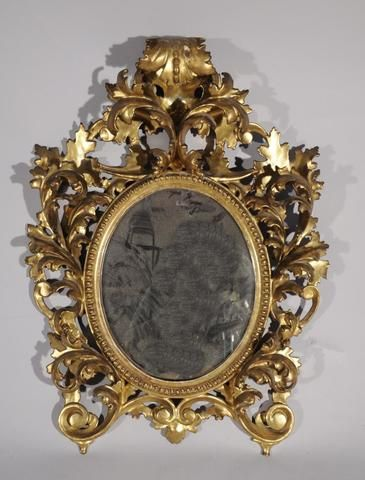 Ventes Aux Encheres A Vendome Fonds De Proprietes Du Val De Loire Mirror Auction Frame