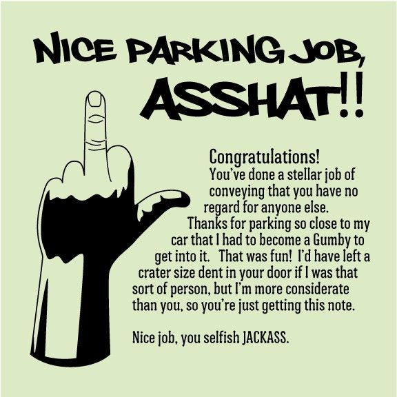 Ok So Only A Few Select People Know How Truly Terrible My Road Rage