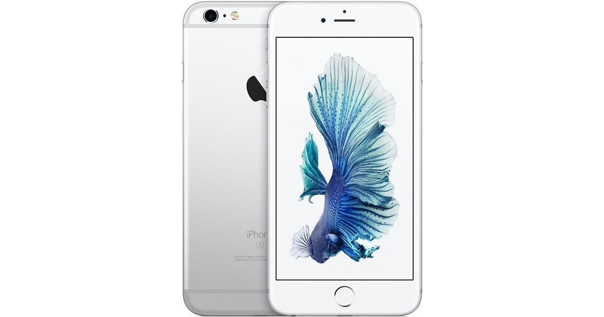 iPhone 6s, Silver, 16 GB