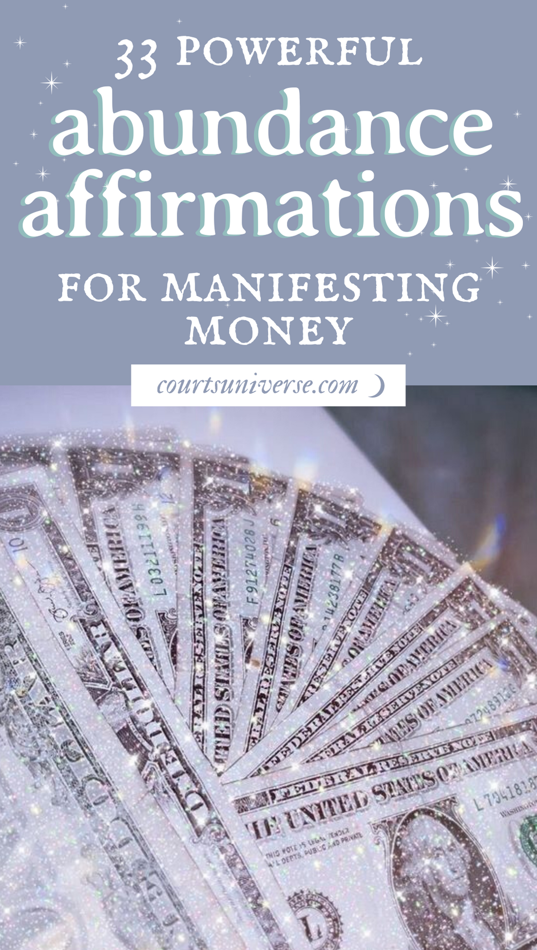 60 of the Top Manifesting Abundance Affirmations To Say