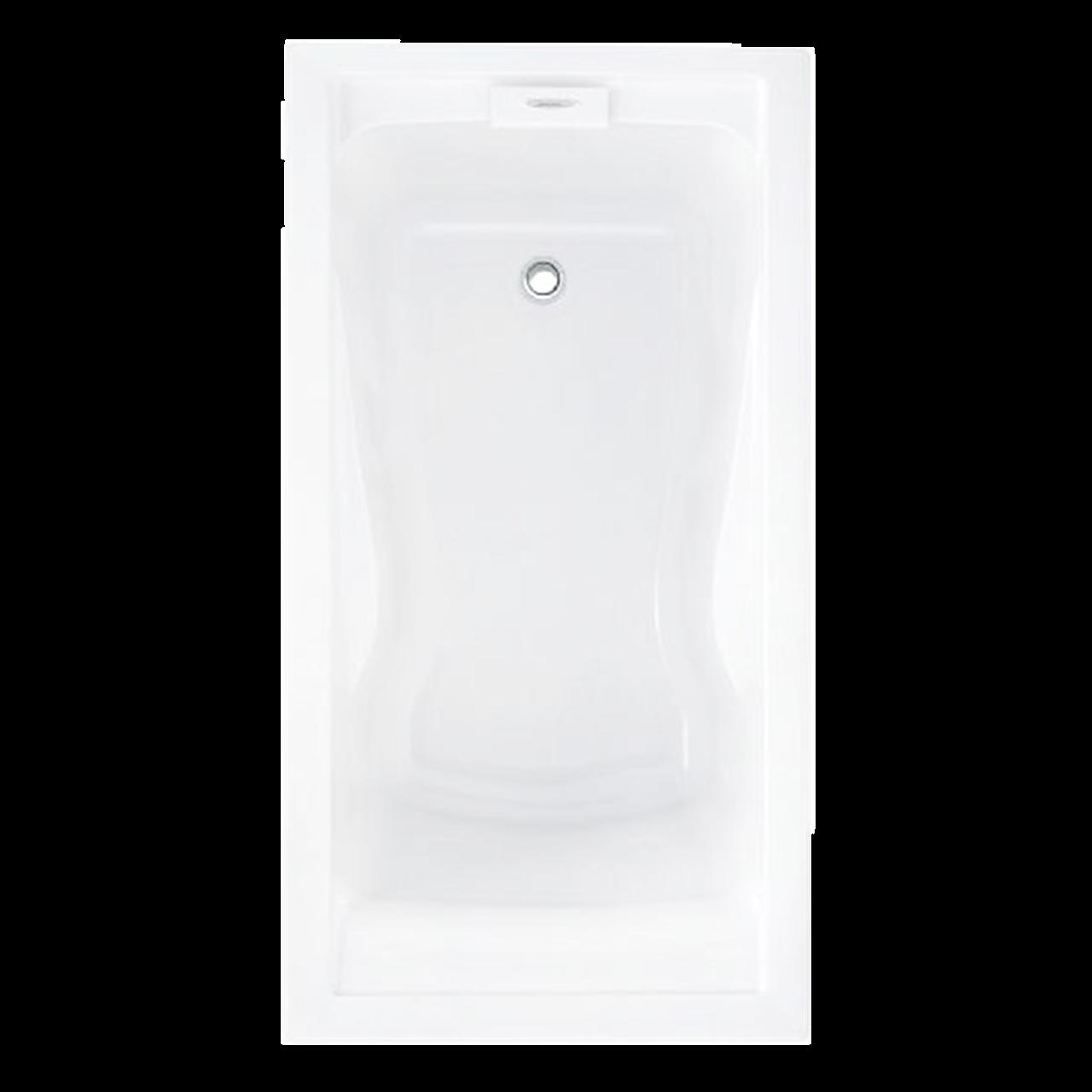 Bathtubs - Evolution 60 Inch by 32 Inch Deep Soak Bathtub ...
