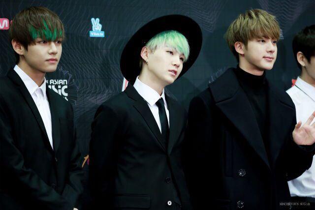 Bangtan Boys (방탄소년단) | Suga | Min Yoongi