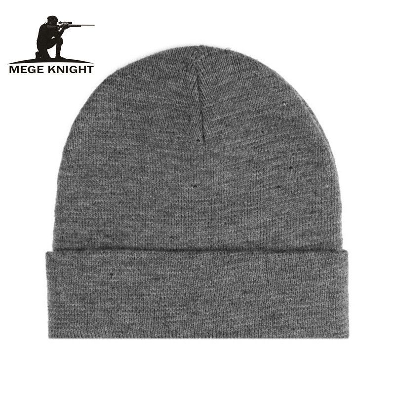 15b5554c8ce781 MGEG BRAND Unisex Cap Gorro, Casual Beanies for Men Women Fashion Knitted  Winter Hat Solid Color Hip-hop Skullies Bonnet