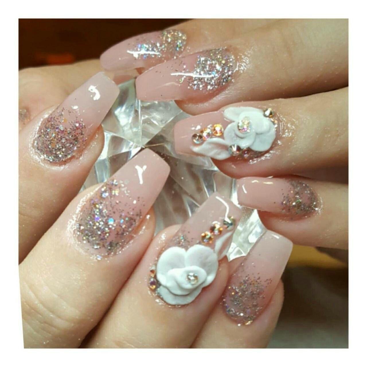 I love my nails | nail designs | Pinterest | Gorgeous nails