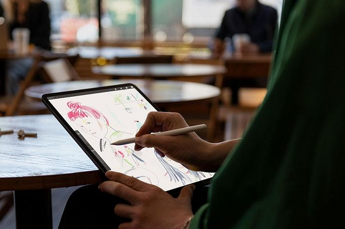 Apple's iPad Pro Hands on! The New Tablet Ipad pro apps