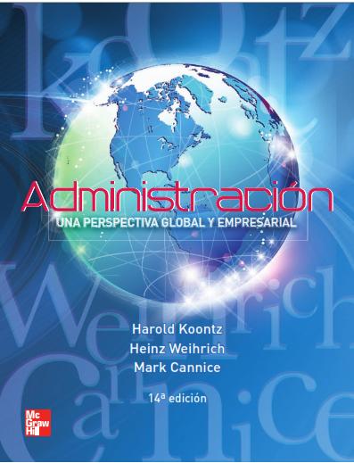 Libro De Administracion Una Perspectiva Global Y Empresarial Pdf Gratis Economics Books E Book How To Plan
