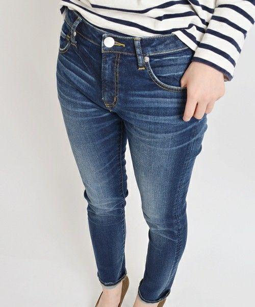 《追加予約》スキニーデニム◆■(デニムパンツ)|SHIPS for women(シップスフォーウィメン)のファッション通販 - ZOZOTOWN