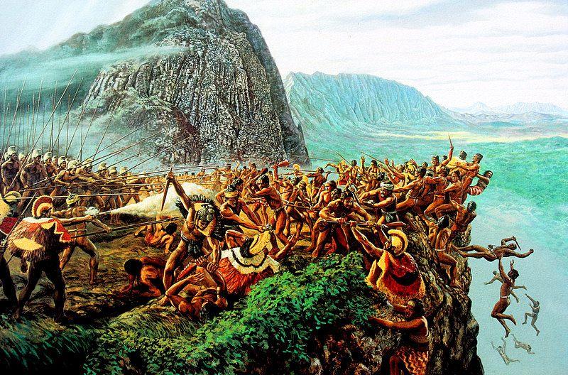 ancient hawaiian warriors the famous battle claimed the