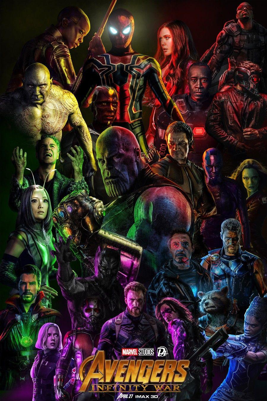 Avengers Infinity War Marvel Superheroes Marvel Comics Marvel Avengers