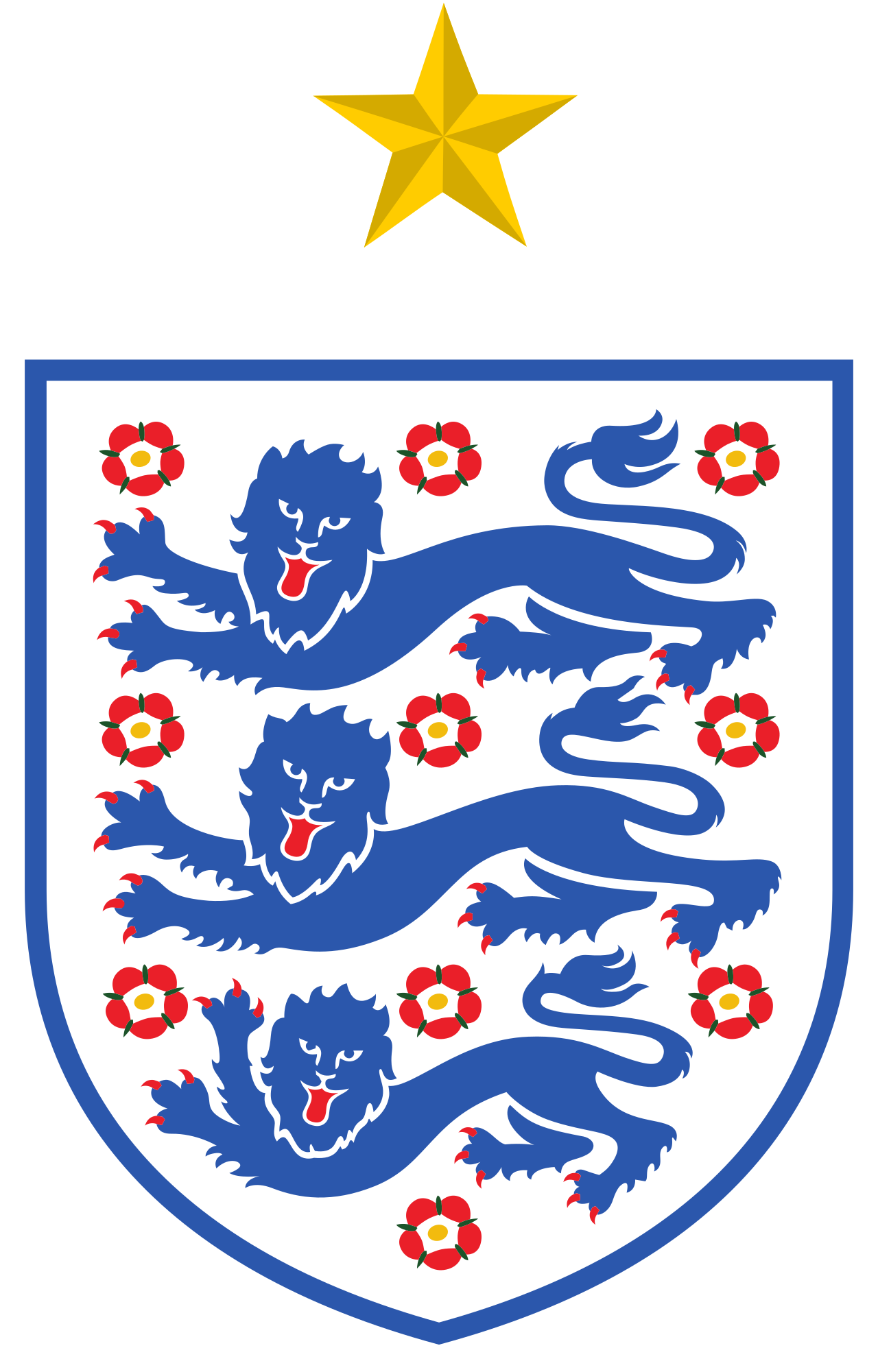 England national football team Wikipedia | 1st impressions