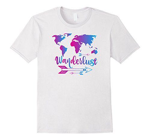 Wanderlust shirt travel world map adventure t shirt httpswww wanderlust shirt travel world map adventure t shirt https gumiabroncs Choice Image