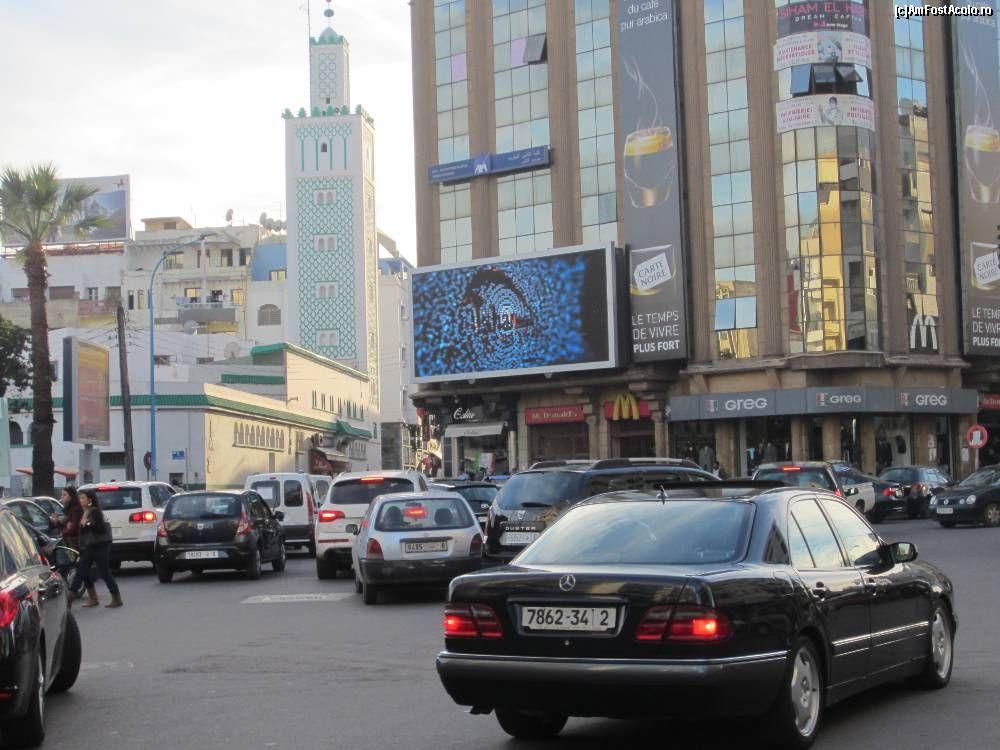 Pin By May Benhayoun On Bd Casablanca Street View Scenes