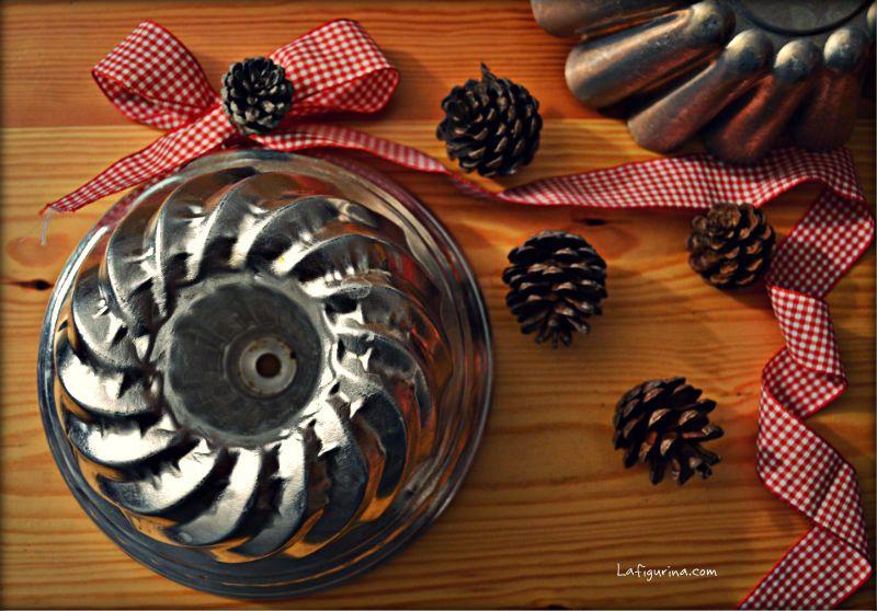 Decorazioni natalizie con stampi per dolci www.lafigurina.com