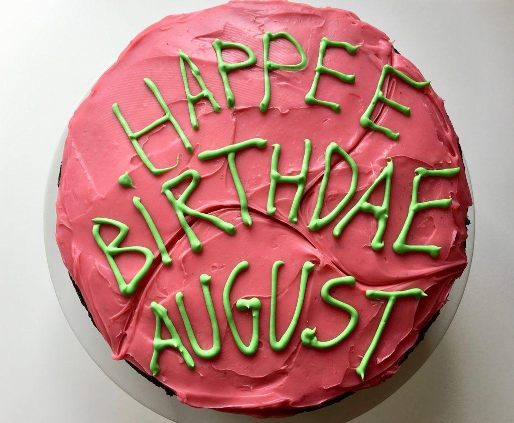 Hagrids Birthday Cake Recipe Harry Potter Harry Potter Recipes