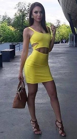Sexy tight dresses pinterest