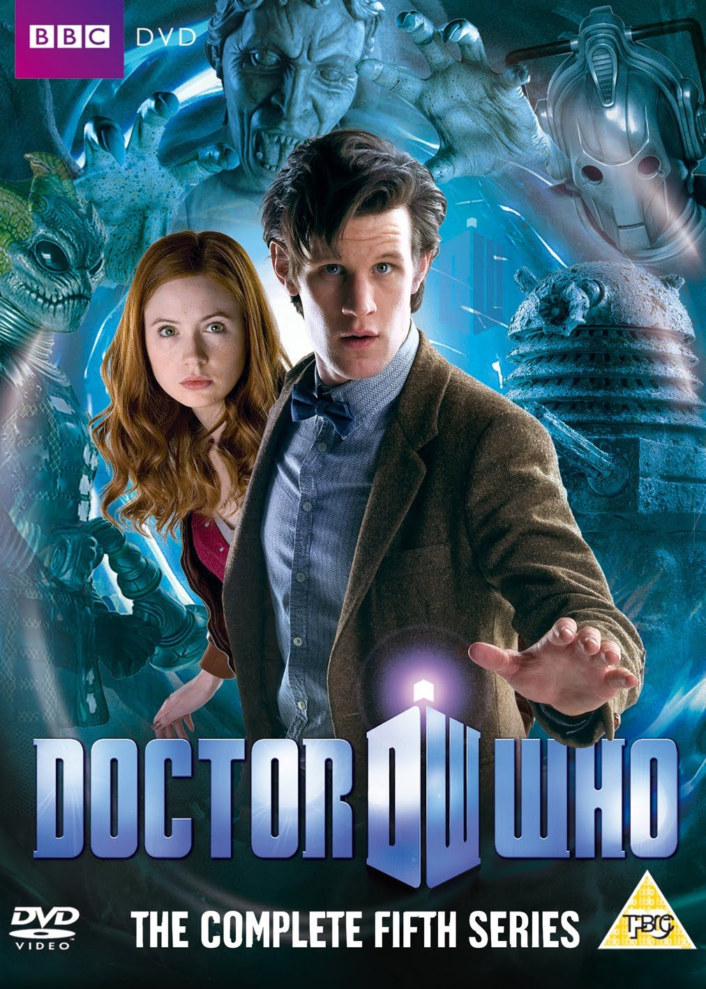 Image result for doctor who season 5