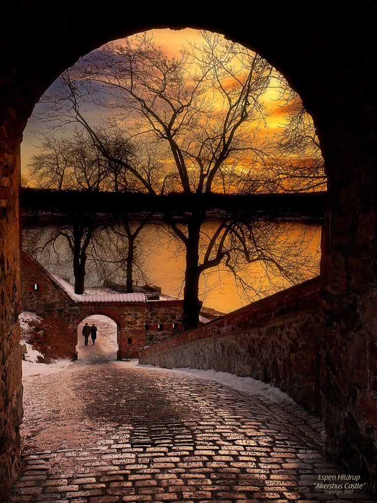 Akershus Castle: Photo by Photographer Espen Hildrup