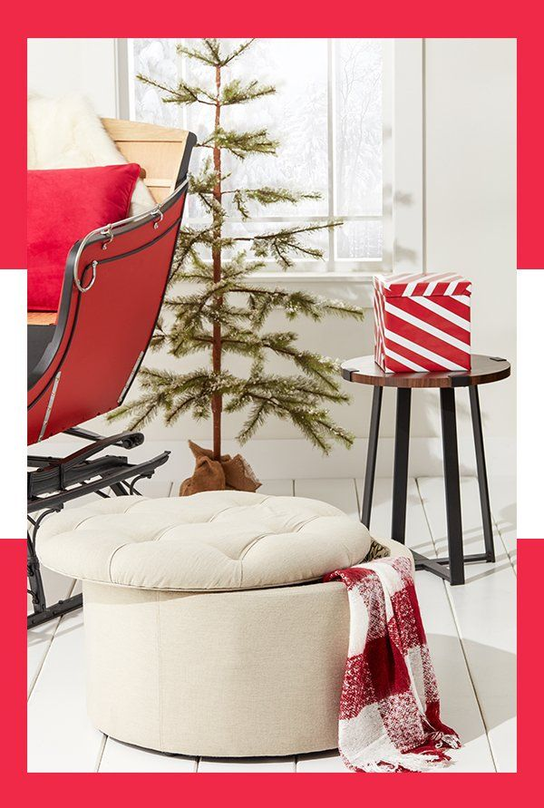 It's the season for chilling, and you can sit back and relax in style with Overstock's amazing selection of seasonal ottomans and poufs. At Overstock, you'll find quality home goods that pack just as much style and cost less, and Free Shipping on EVERYTHING* so that it's never been easier to get your home holiday ready. Shop, save, and ship at Overstock for all your Christmas decorating needs. #overstock #holiday #homegoods