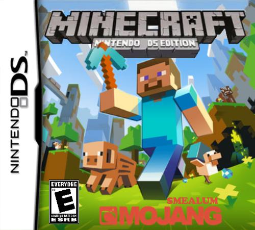 Dsi Games Minecraft Google Search Minecraft Activities
