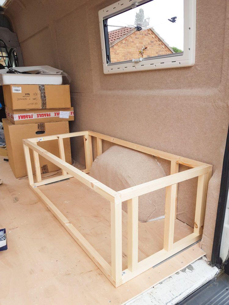 Building the Sofa & Bedframe