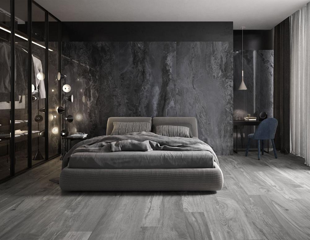 Elle marble RAK Ceramics Modern bedroom interior