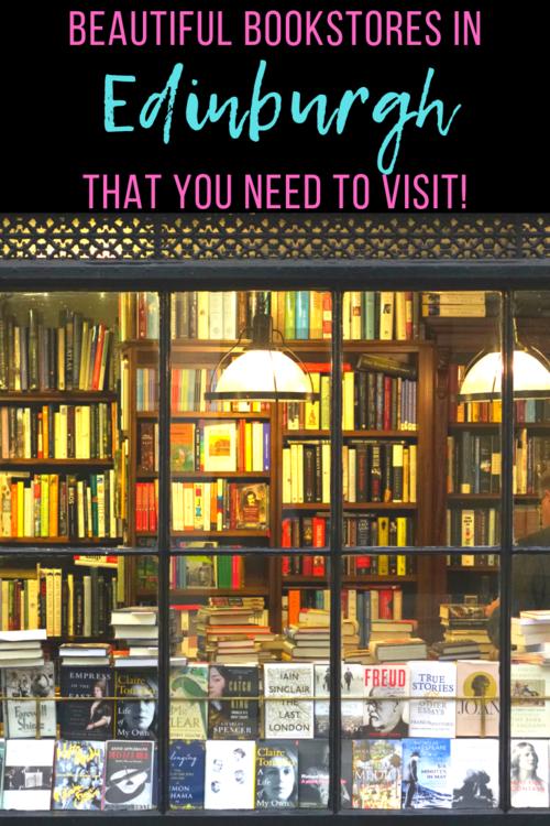 Best Bookshops In Edinburgh Edinburgh Travel Bookshop Edinburgh