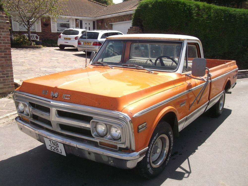 1971 GMC Sierra