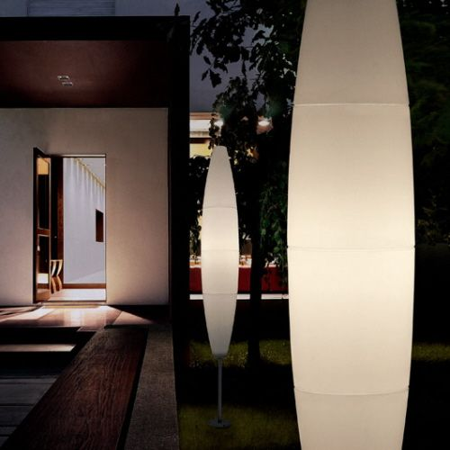 Modern outdoor lighting design