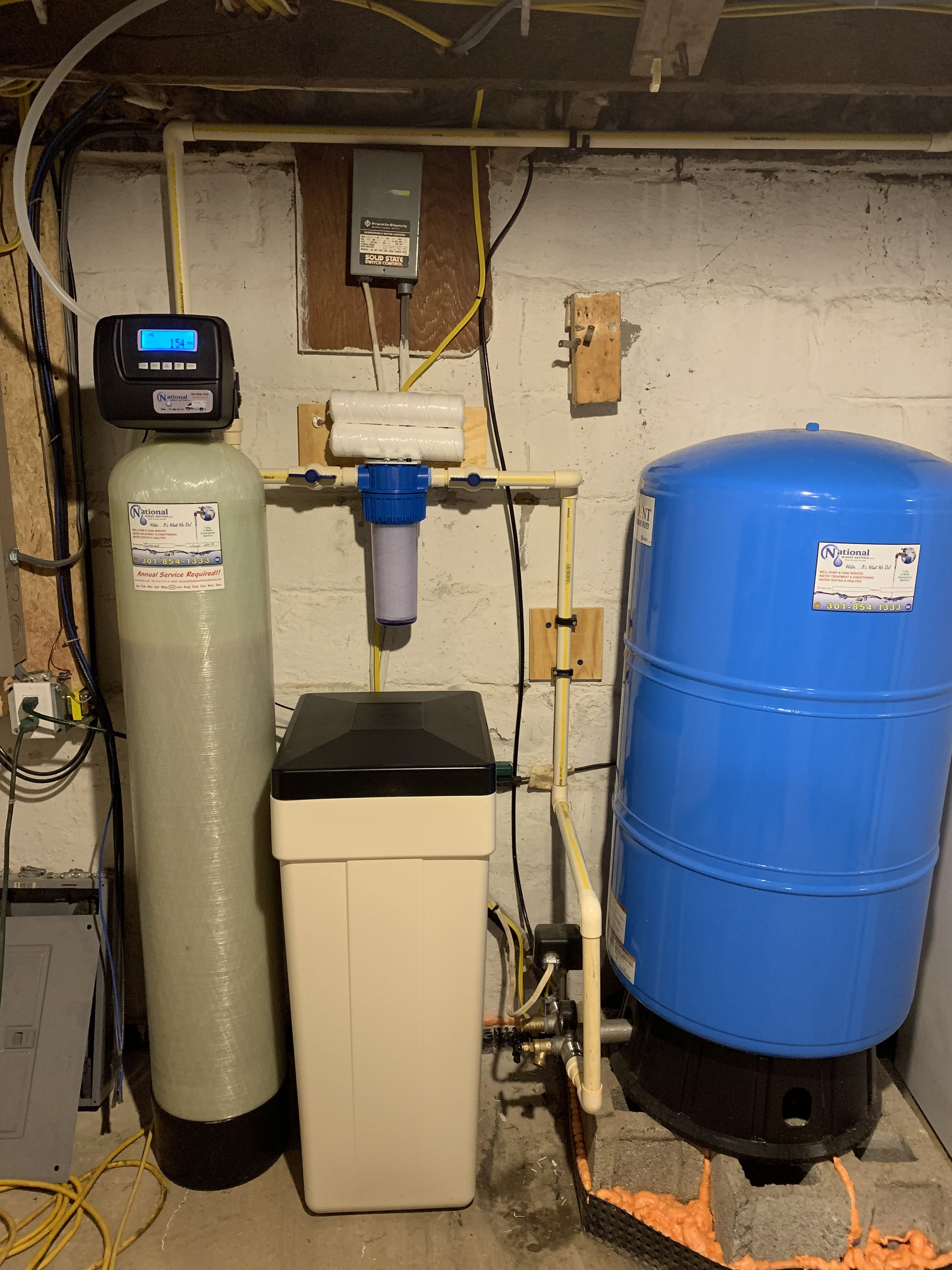 Home Water Treatment Water Softener