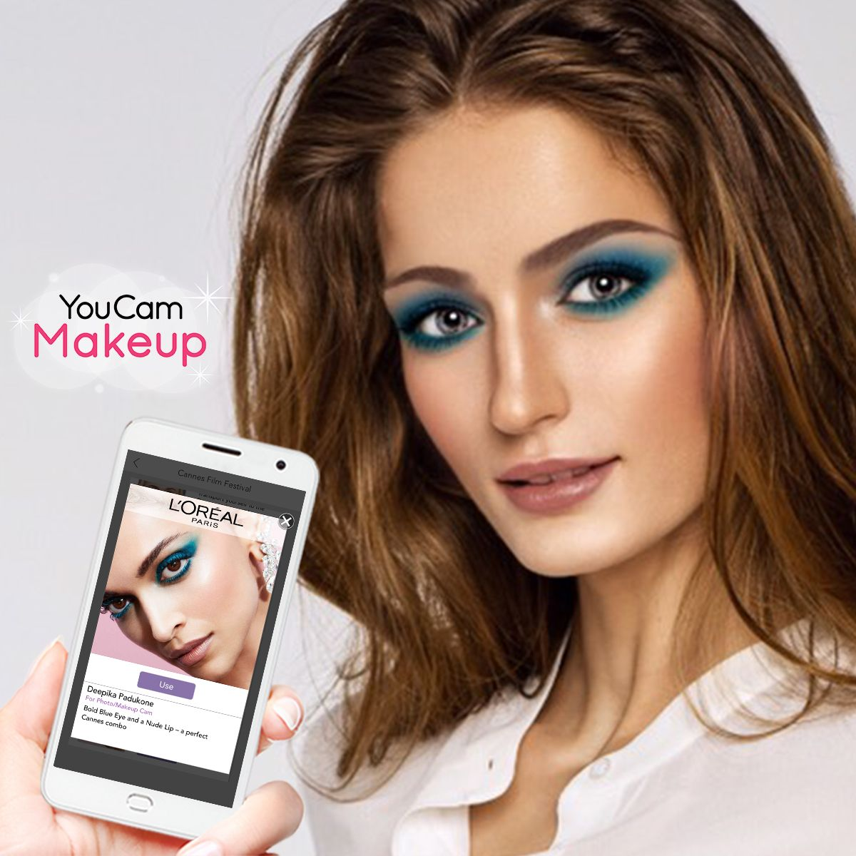 Pin by YouCam Apps on YouCam Makeup | Makeup app, Loreal
