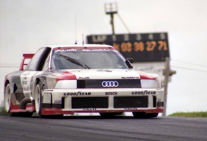 Audi IMSA GTO