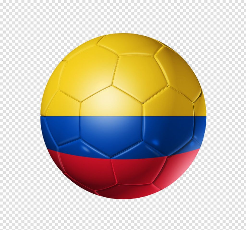 Download Soccer Football Ball With Colombia Flag Paid Sponsored Paid Football Flag Colombia Soccer In 2020 Colombia Flag Soccer Football Ball