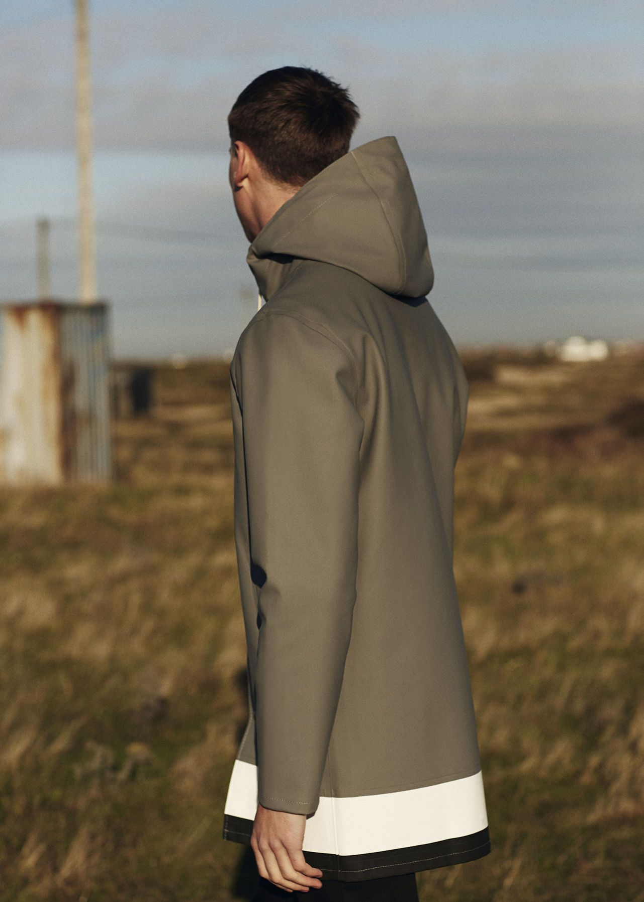 Stutterheim x Whistles Raincoats