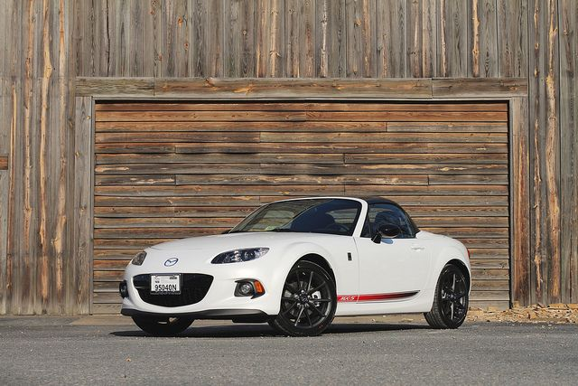2013 mazda mx 5 miata club sport the pinnacle of style in the 3rd generation of the best. Black Bedroom Furniture Sets. Home Design Ideas