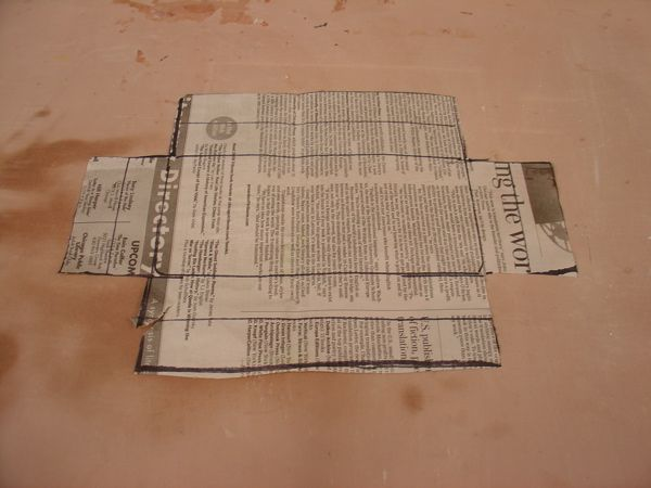 Pottery Dish Slab Templates Butter
