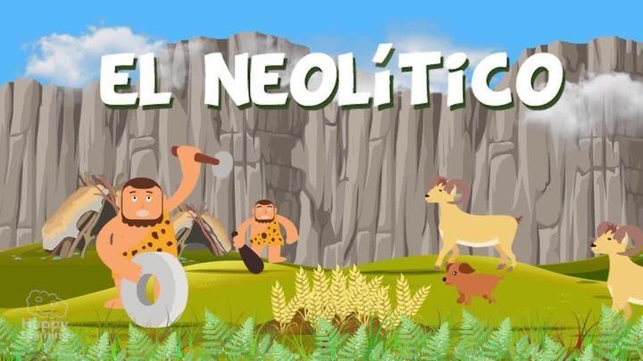 El Neolitico Es El Segundo Gran Periodo De La Prehistoria Despues Del Paleolitico Y Comienza Con El Descubrimiento Neolitico Prehistoria Primaria Actividades