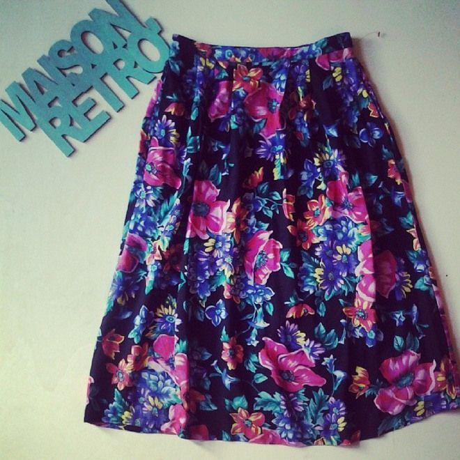 flower skirt 3