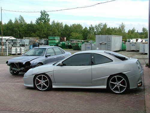 Fiat Coupe Tuning 47